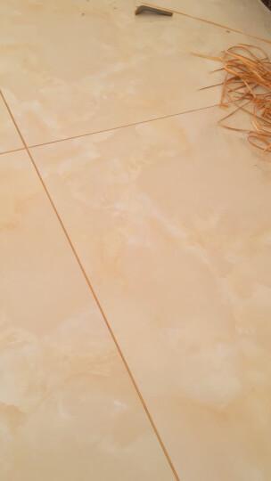 纽盾(NEWDON) 瓷砖美缝剂 地砖瓷砖填缝剂镏金色瓷白真瓷胶地砖瓷缝剂双组份勾缝剂 镏金 晒单图