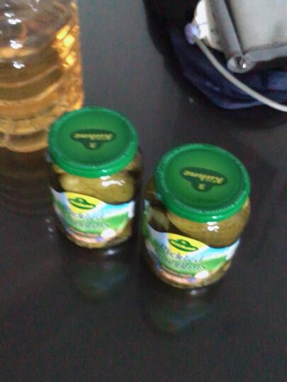 德国进口 冠利(KUHNE)俄式酸黄瓜670g 俄罗斯酸青瓜 方便速食 配菜 西餐 烘培 腌黄瓜罐头 晒单图