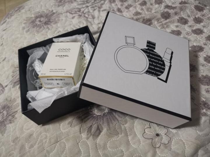 香奈儿(Chanel)可可小姐淡香水 50ml(礼盒装) 送女友 送老婆 晒单图