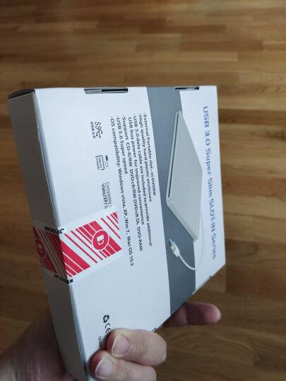 精米 吸入式USB3.0外置DVD刻录机Type-c外接移动光驱适用于苹果MAC台式笔记本电脑通用 晒单图