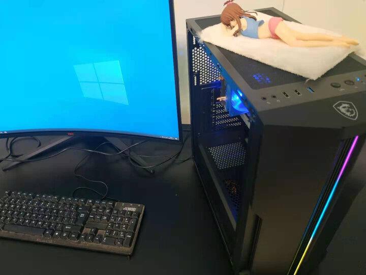 盛凡智尊 i5 10400F/GTX1050Ti 4G/永劫无间游戏台式组装电脑主机/DIY组装机 晒单图