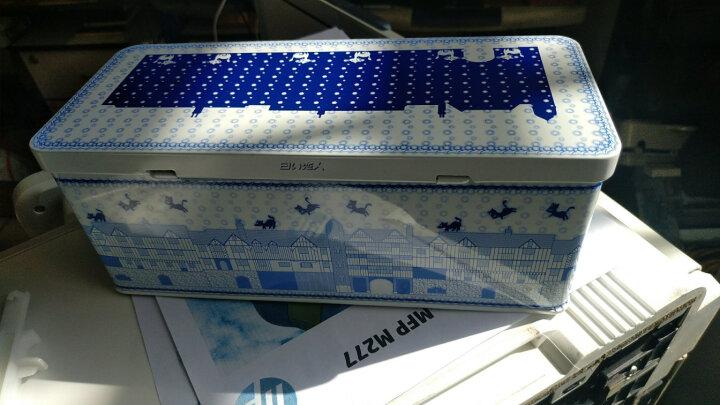 日本进口 白色恋人 北海道白巧克力曲奇夹心饼干 进口零食 饼干 27枚礼盒297g 晒单图