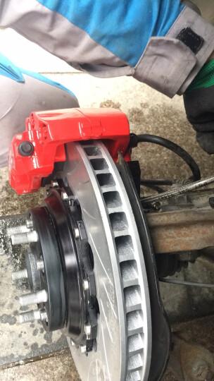 VINIC 刹车卡钳套装丰田锐志/凯美瑞/汉兰达/雷凌/RAV4/皇冠/亚洲龙高性能制动改装卡钳 SV41四活塞套装(后轮一套) 晒单图