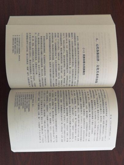 中国社会科学院文库·历史考古研究系列:中国民族关系史纲要 晒单图