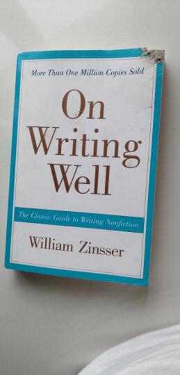 On Writing Well  英文原版 写作指南 英文写作写作法宝外文原版书作文 英文经典 晒单图