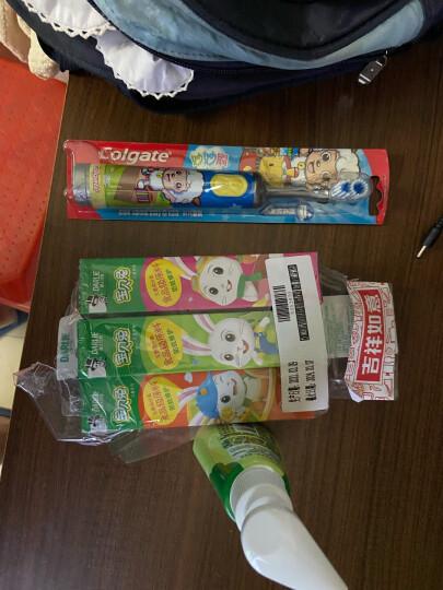 高露洁(Colgate)新动感型 儿童电动牙刷电池型  (颜色款式、新老包装随机发放) 晒单图