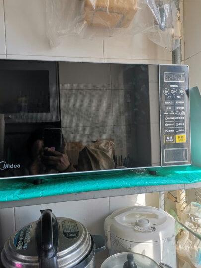 美的(Midea)M1-L213C 快捷微波炉 微电脑操控 360°转盘加热 智能蒸煮菜单 21升 晒单图