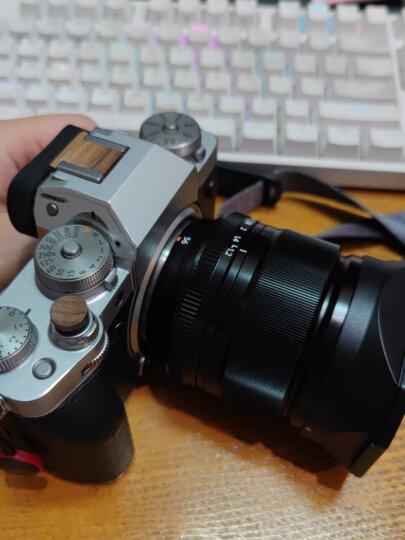 富士(FUJIFILM)XF50mm F2 R WR 中长焦定焦镜头 黑色 高速AF 时尚设计 小巧轻便 全天候保护 晒单图