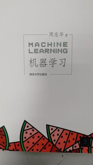 机器学习 晒单图