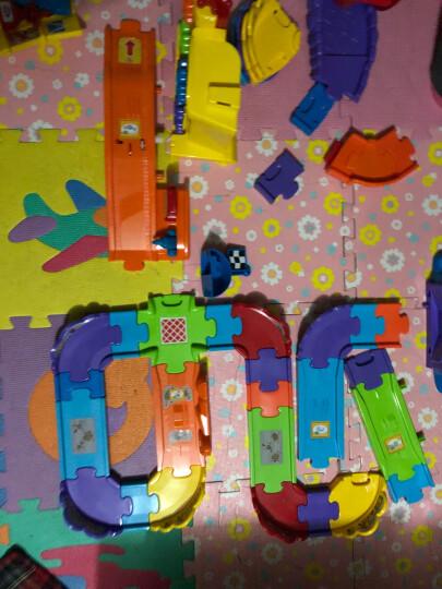 伟易达(Vtech)神奇轨道车智能遥控赛道儿童玩具车男孩电动遥控汽车火车智能感应神奇轨道车赛车 Mini遥控赛车 晒单图