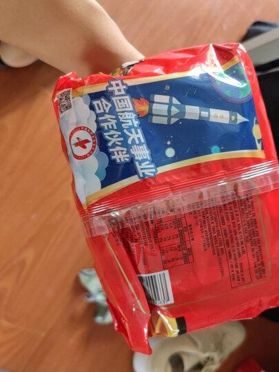 康师傅方便面红烧牛肉袋面泡面五连包休闲零食 晒单图