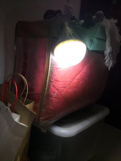东之胜(dongzhisheng) 东之胜充电LED灯泡家用照明应急夜市地摊灯户外帐篷灯 升级版40W五档调光含USB线充 晒单图