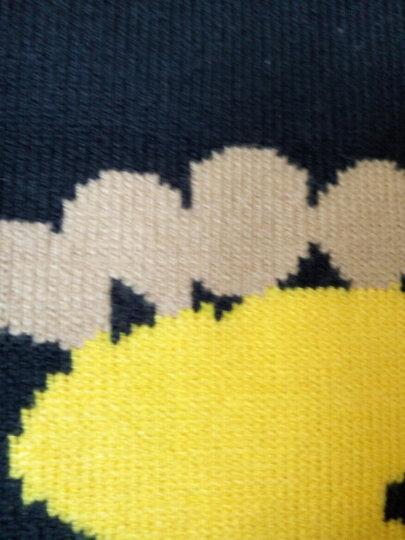 童装男女儿童马甲男童男宝宝秋装纯棉针织毛线背心幼儿园马甲毛衣 1971青色彩虹 120 晒单图