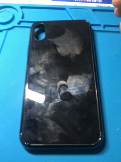 依斯卡【贴坏包赔】苹果x/xs/11 pro钢化膜 iphone 手机膜 高清防爆淡指纹透明玻璃保护膜非全屏JM196 晒单图
