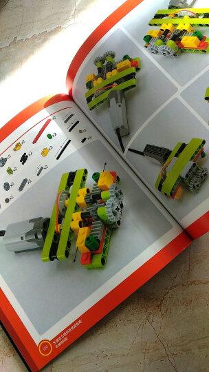 乐高动力组创意搭建指南 机械结构篇 晒单图