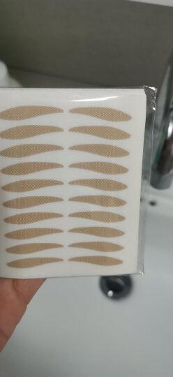 优家(UPLUS)卷筒隐形双眼皮贴600贴 透明色S窄(附送推送棒 纤维条 黏性好易上妆长久不脱 大容量易携带) 晒单图