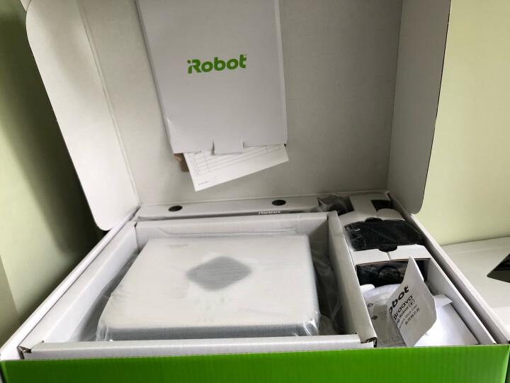 iRobot 智能擦地拖地机器人 家用全自动扫地机器人伴侣 Braava381 晒单图