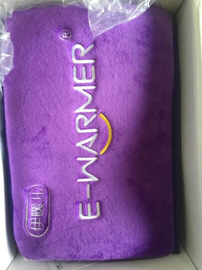 伊暖儿(e·warmer)福鹿USB+充电热水袋两用暖腰宝 暖腰带暖宫宝护腰带护宫 可拆洗加宽腰带 灰色 晒单图