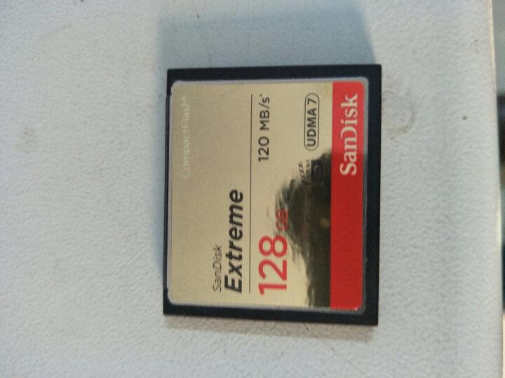闪迪(SanDisk)相机内存卡SD卡/CF卡单反微单90D、5D4 800D 80D大卡高速存储卡 64G 170MB/s SD卡 晒单图