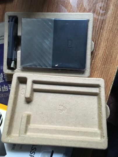 西部数据(WD)1TB USB3.0移动硬盘My Passport Ultra  2.5英寸 魅力黑(华丽设计 时尚有型)WDBTLG0010BGY 晒单图