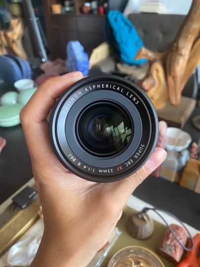 富士(FUJIFILM)XF23mm F1.4 R 广角定焦镜头 含景深标尺和估焦环 人文利器纪实 适用于 XT30 XT3 晒单图