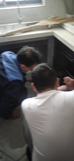 美的(Midea)消毒柜家用 消毒柜嵌入式  消毒碗柜 厨房餐具 碗筷 紫外线消毒 嵌入式消毒柜 100Q33  晒单图