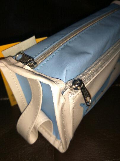 智高学生文具盒萌宠卡通双拉链儿童笔袋可爱收纳包 颜色随机一个装 晒单图