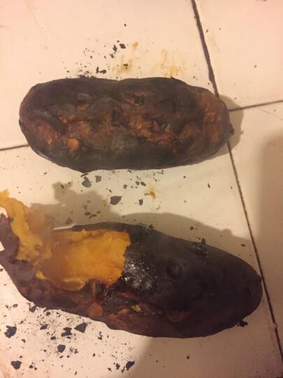 三美(SAN MEI) 烤地瓜锅家用 烤薯神器土豆玉米多功能加厚生铁烧烤锅 铸铁烤红薯锅22cm 晒单图