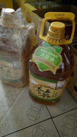 天下五谷食用油5升非转基因豆油AE老东北大豆油 5L 晒单图