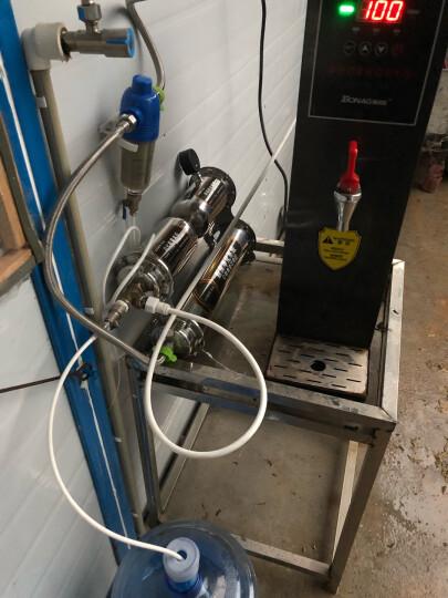 怡立 (EIREE)免换芯前置过滤器 反冲洗前置滤除铁锈水家电保护神(YL-QZ004) 晒单图