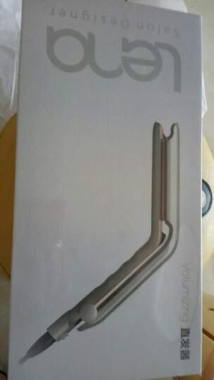 lena直发器电夹板直发夹板V型卷发棒卷直两用电卷棒LN-414 晒单图