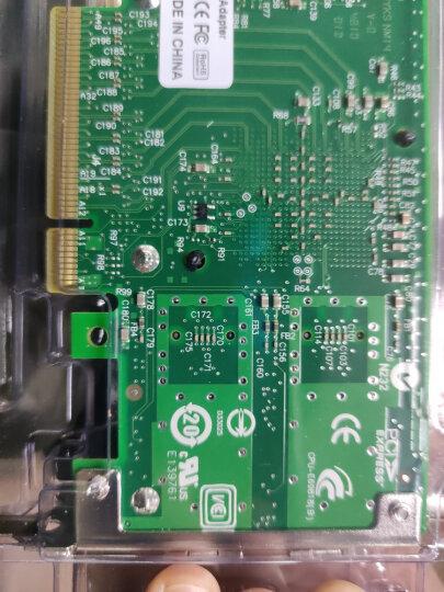 万兆通光电 万兆网卡 博通BCM57810S芯片 PCIE X8光纤网卡SFP+接口 双SFP+口 双SFP+接口 晒单图
