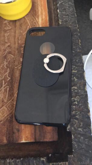 【当天发货】UEU 懒人手机支架/手机指环支架通用 适用于小米/华为/苹果6/7/X 指环支架-黑色 晒单图