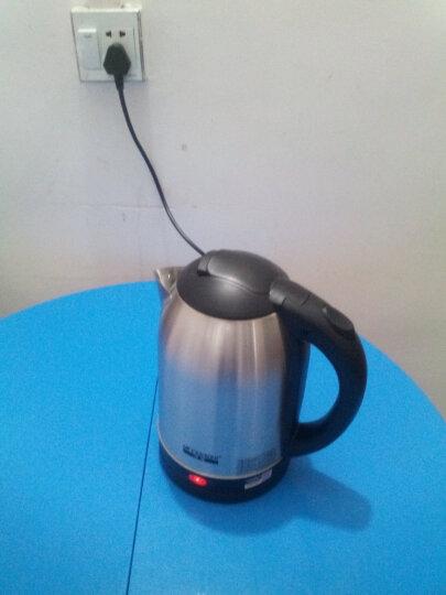 半球(Peskoe)电水壶1.8L 食品级304不锈钢电热水壶烧水壶 WDF-1.8A 晒单图