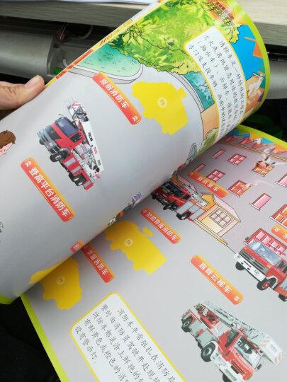 我的第一本贴纸书:车辆与标志 晒单图