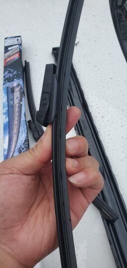 博世(BOSCH)雨刷器雨刮器进口专用神翼无骨29/29适用于(新福克斯两厢/三厢12款-/麦柯斯/DS4/DS5/别克GL8) 晒单图