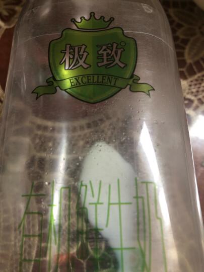 三元 极致 巴氏杀菌 有机鲜牛奶 900ml/瓶 晒单图