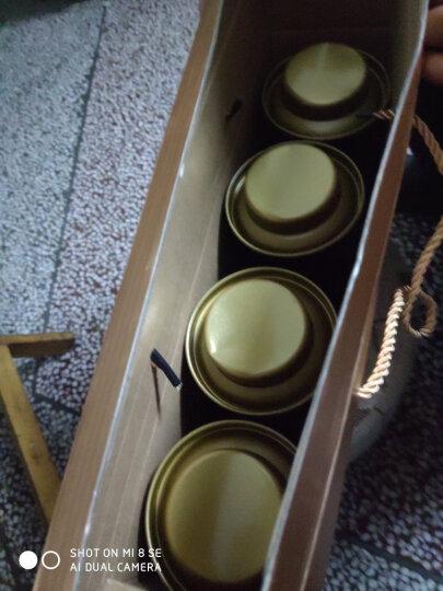 立远 茶叶 红茶 金骏眉甜香正山小种 茶叶礼盒 武夷山正山小种 正山小种礼盒 125g*4罐共500g 晒单图