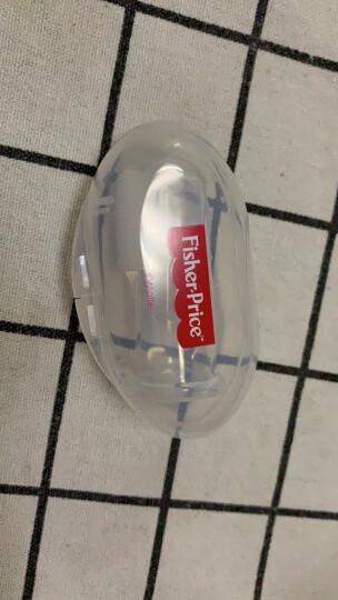 费雪(Fisher Price)婴幼儿乳牙刷套装宝宝牙刷硅胶幼儿软毛训练护齿牙刷1-3岁 晒单图