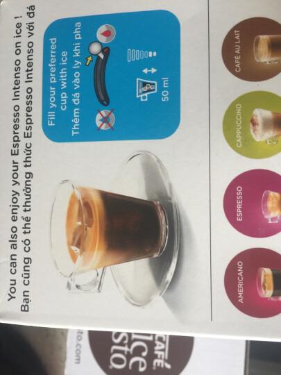 雀巢多趣酷思咖啡胶囊 Dolce Gusto胶囊咖啡 咖啡豆研磨咖啡粉 进口 巧克力牛奶 16粒 晒单图