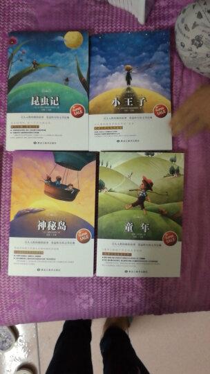 正版 影响孩子一生的世界名著全8册 小王子书 11-14岁儿童图书 二三四五六年级小学生课外阅读书籍 晒单图