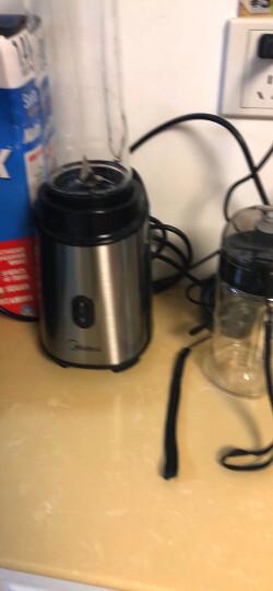 美的(Midea)料理机 随行杯便携式双杯 多功能家用食品级材质可榨汁搅拌机MJ-WBL2501A 晒单图