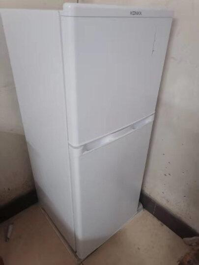 康佳(KONKA)192升 三门小冰箱 家用小型 电冰箱 软冷冻室 节能保鲜 省电37分贝低音 BCD-192MT 晒单图