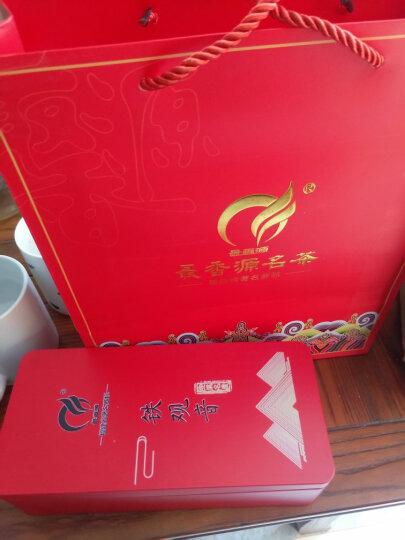 最香源安溪铁观音新茶 茶叶礼盒 清香型乌龙茶250g(共发三盒750g) 晒单图