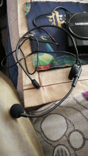 得胜(TAKSTAR)E260W 2.4G无线领夹扩音器 大功率腰挂教学专用教师户外扩音器 头戴便携式讲解器 典雅黑 晒单图