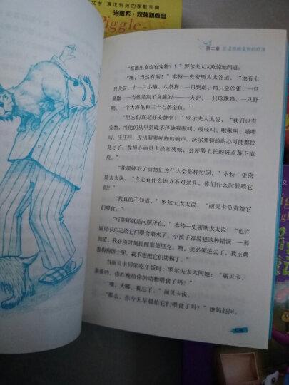 小猪摇摆夫人的疗法(中英文对照典藏版) 晒单图
