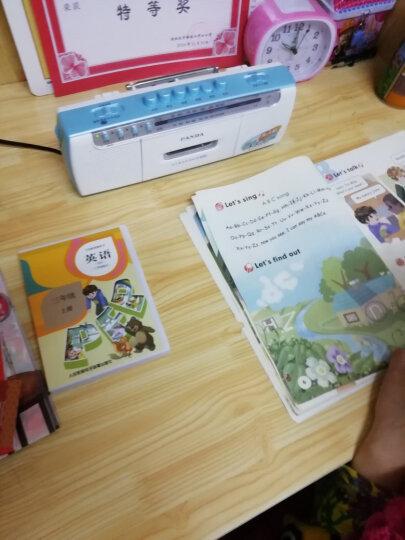 熊猫(PANDA)F-235复读机英语 高保真 磁带 卡带机 收录机学生学习机播放机 晒单图