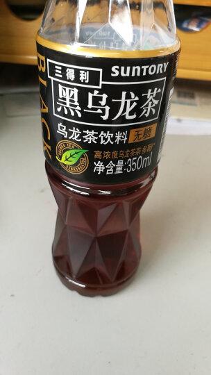 三得利 黑乌龙饮料350ML*24瓶 整箱 晒单图