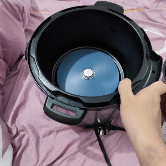 美的(Midea)智能电压力锅高压锅5L家用多功能双胆智能预约收汁入味大火力压力锅50A1P(3-6人食用) 晒单图