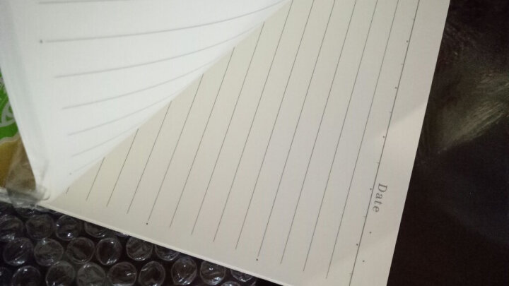 道林活页纸记事本活页替芯A5/20孔 B5/26孔 A4/30孔活页笔记本子内页芯 学生手账活页芯 B5-26孔-横线 晒单图